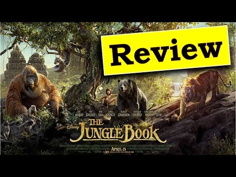 The Jungle Book Full Movie Review