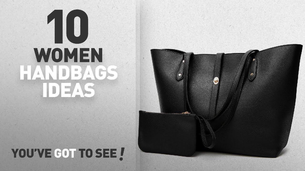 458375d9073f Top 10 Handbag And Wallet Set   Winter 2018    Women Purse Handbags Wallets  Bag Set Shoulder Bag