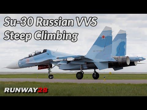 Sukhoi Su-30 Take-Off