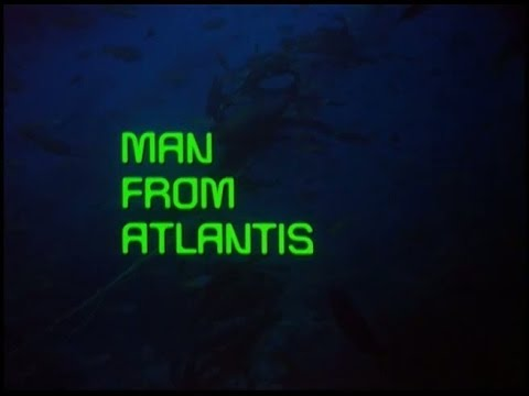The Man From Atlantis: The Complete Series Feature Clip