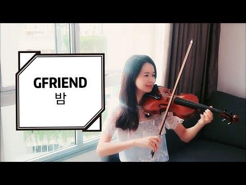 여자친구 GFRIEND - 밤 (Time For The Moon Night) ☆Violin☆ [SHEET MUSIC AVAILABLE]