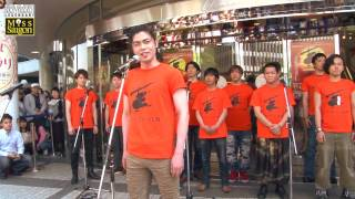 『Miss Saigon』♪ ブイ・ドイ 5/4(日)日比谷シャンテ歌唱披露