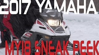 STV 2017 MY18 Sneak Peak Yamaha
