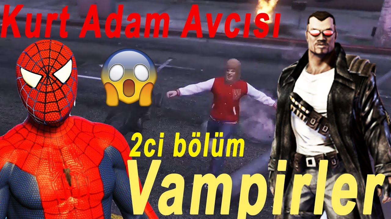 Gerçek kurt adam ve vampirler
