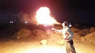 Оник. БДСМ с огнем.