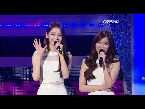 Davichi 다비치 - Don`t Say Goodbye & Love Oh Love