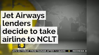 Jet Airways lenders decide to take airline to NCLT