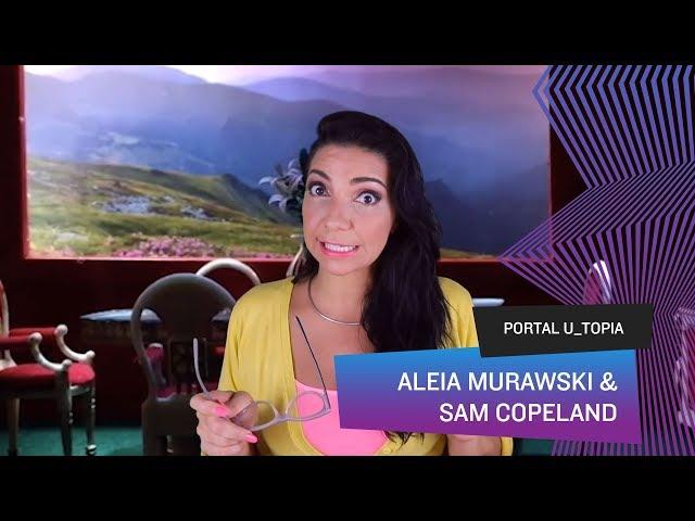 Portal U_topia - Aleia Murawski e Sam Copeland, a vida secreta dos caramujos