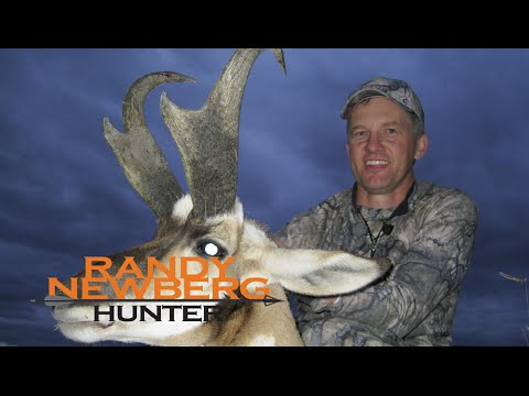 Hunting New Mexico Record Book Antelope With Randy Newberg (OYOA S1 E3)