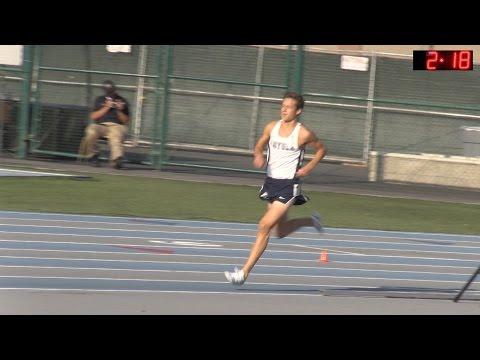 2015 Track - CIF-ss Finals - 3200 Meters (Mens D1)