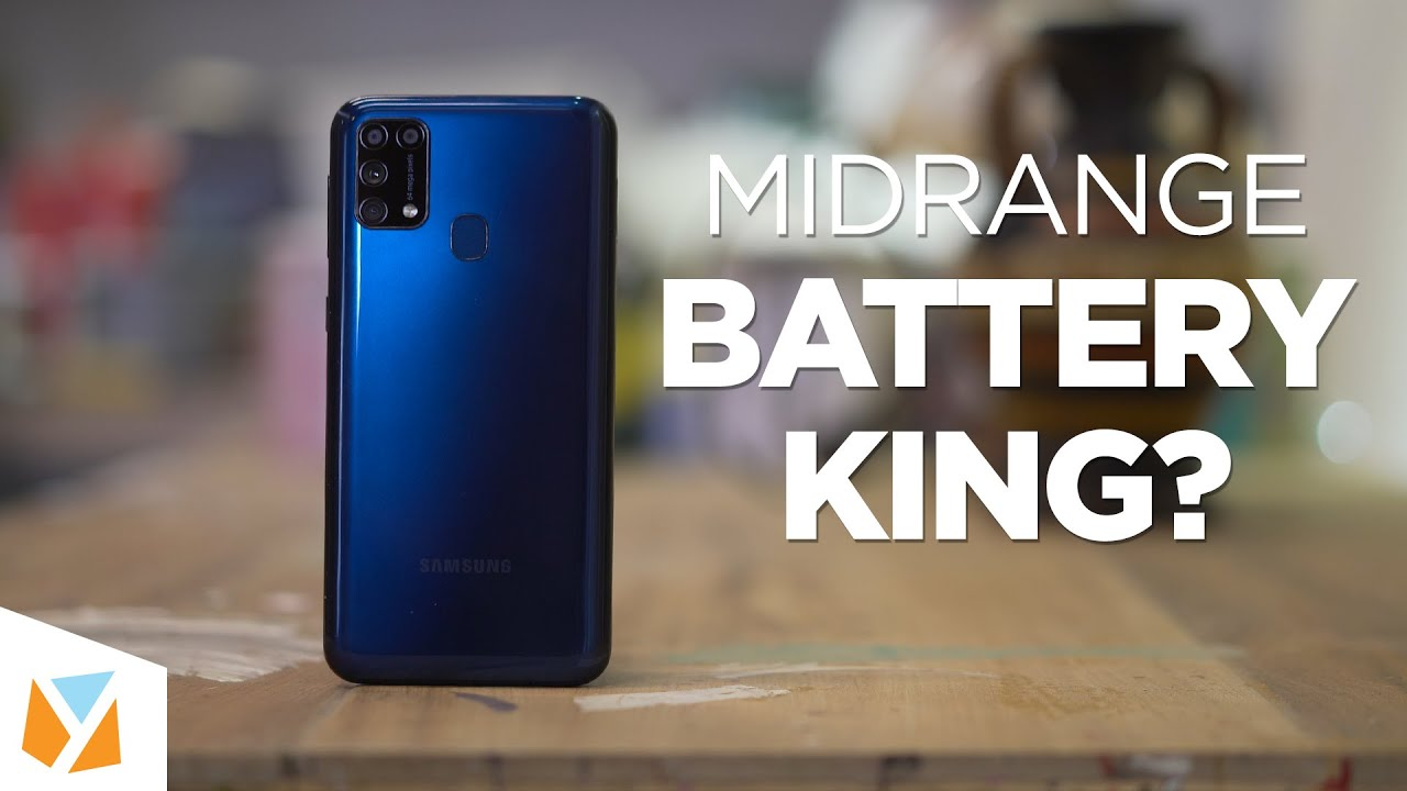 Samsung Galaxy M31 Unboxing and Hands-on