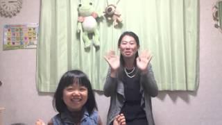 Open Shut Them 赤ちゃんからママと楽しめる英語の手遊び歌です。
