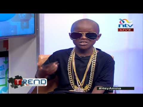 #theTrend: Juala Superboy, the 5 year old making waves in rap music