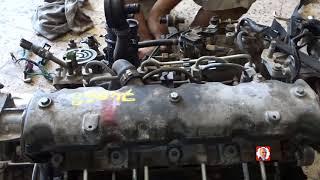 Démontage culasse Peugeot diesel