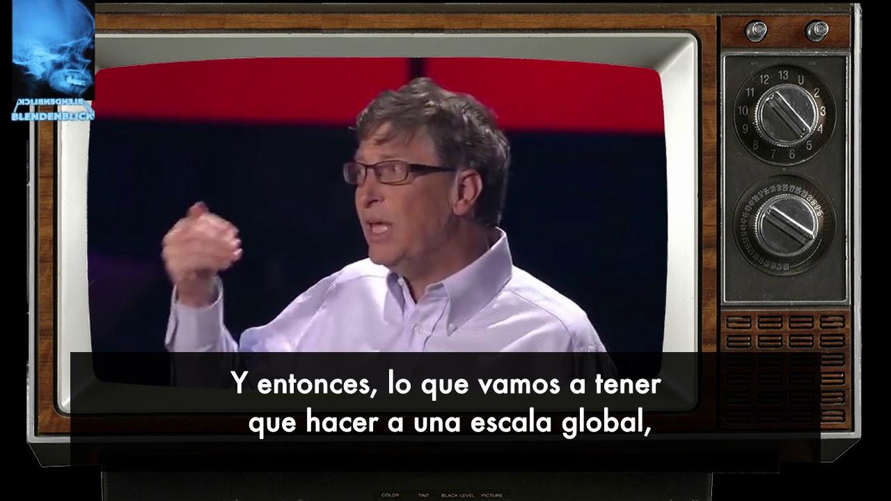 """Bill """"Netflix Pandemia"""" Gates"""