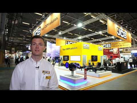 JCB Power Systems at Intermat 2018