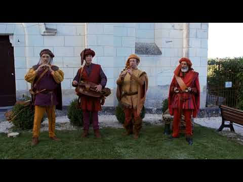 Renaissance and Middle ages ! Medieval Music with Bagpipes Hurdy Gurdy.