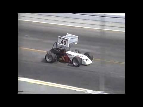 1994 US Open Can-Am Midgets @ Lancaster Speedway Day 2