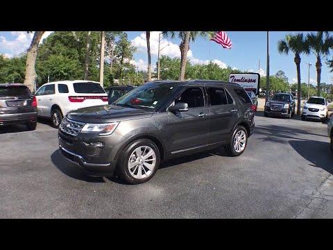 2019 Ford Explorer Gainesville, Ocala, Lake City, Jacksonville, St Augustine, FL 8797
