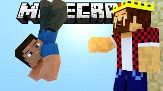 САМОУБИЙСТВЕННЫЙ ПРЫЖОК - Minecraft Bed Wars (Mini-Game)