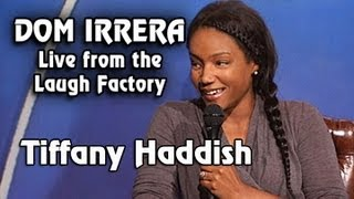 Dom Irrera Live from The Laugh Factory with Tiffany Haddish (Comedy Podcast)
