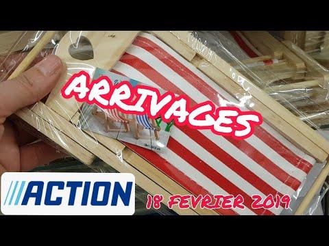 ARRIVAGE ACTION - 18 FEVRIER 2019 thumbnail