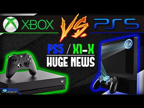 Xbox Exec Drops HUGE Xbox One X News! Big PS5 News! Xbox One X Sales, 4K 60FPS Xbox One X Games :RDX