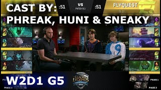 Video GGS vs FLY - Cast By Phreak, Huni & Sneaky (NALCS Lounge) | Week 2 Day 1 of S8 NA LCS Spring 2018 download MP3, 3GP, MP4, WEBM, AVI, FLV Juni 2018