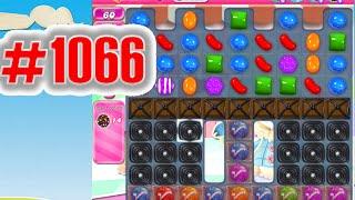 Candy Crush Saga Level 1066 NEW | Complete!