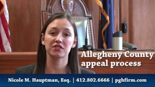 Allegheny Assessments - Understanding the Appeal Process - Pittsburgh, PA  | 412.802.6666