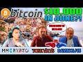 DavinciJ15 vs Tone Vays - Bitcoin to $10'000 in JUNE?