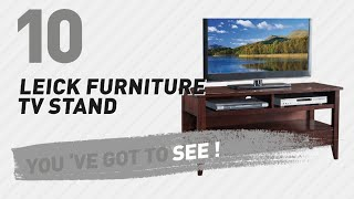 Leick Furniture TV Stand // New & Popular 2017
