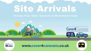 Henley Four Oaks Caravan Park Arrival Video