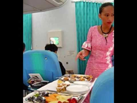 PACIFIC VOYAGER: V AUSTRALIA vs AIR TAHITI NUI vs HAWAIIAN AIRLINES (photos)