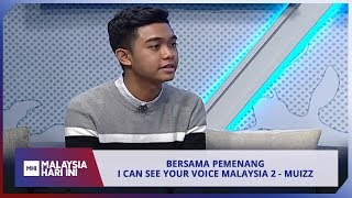 Download Bersama Pemenang I Can See Your Voice Malaysia 2 - Muizz | MHI (30 September 2019)