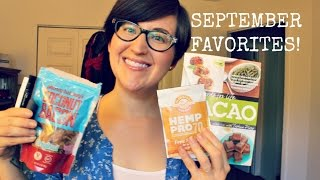 September Favorites: Books, Food, Clothing, Beauty! Thumbnail