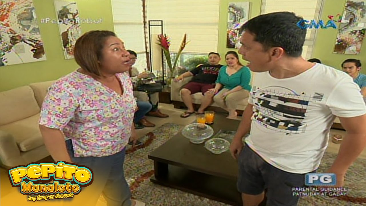 Pepito Manaloto: Mga paepal sa sales talk #1