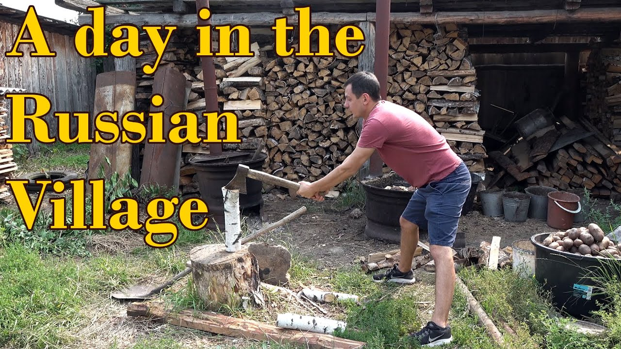 Download A Day in the Russian Countryside - Lets See What its Like