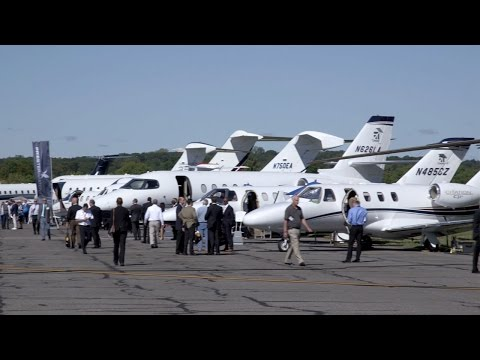 Taking the Pulse of the Business Aviation Industry in 2016 – AINtv