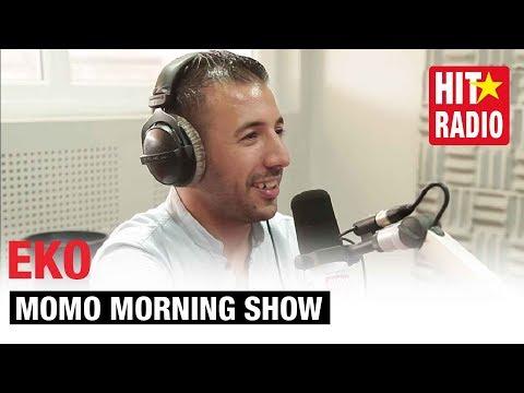 EKO DANS LE MORNING DE MOMO SUR HIT RADIO - 20/09/2013