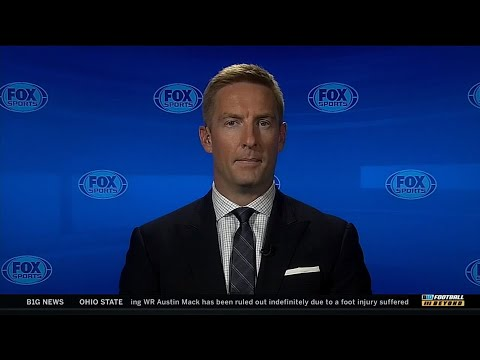 Joel Klatt Breaks Down Michigan's Big Win Over Michigan State | Big Ten Football