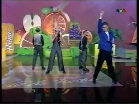 Vanilla Ice 1991 + Jazzy Mel 1992 en Argentina