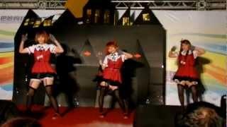 巴哈姆特16週年站聚(2012.12.08) Cosplay大賽團體組BJ4 THE IDOLM@STER2.