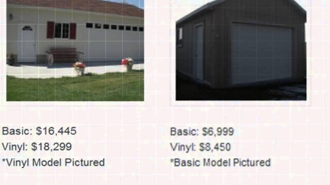 Custom Garage Price In Salt Lake City Utah Bonfire Building