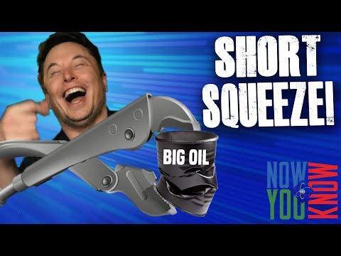 Tesla Short Squeeze!   In Depth thumbnail
