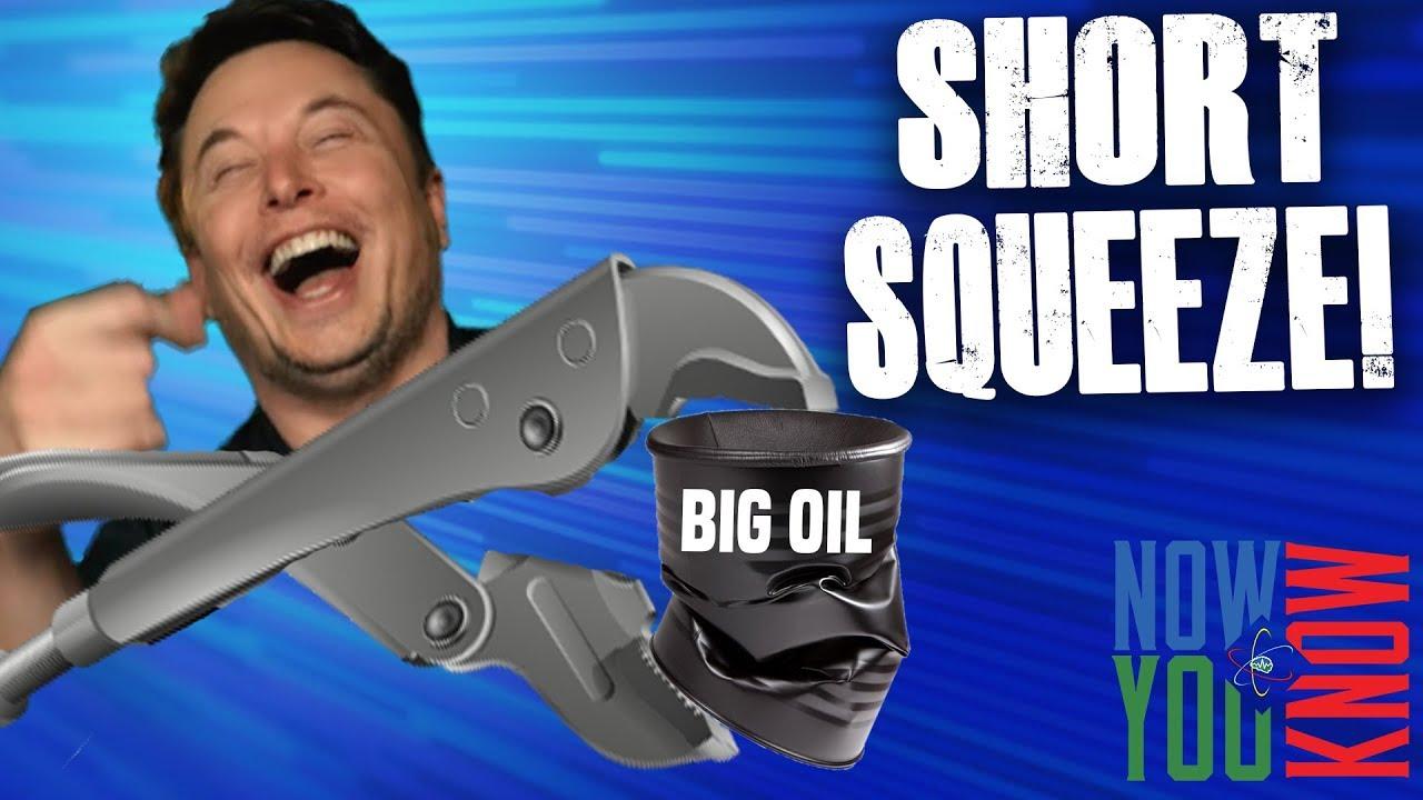 Tesla Short Squeeze
