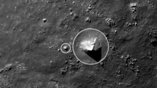 Кто строил пирамиды на Луне