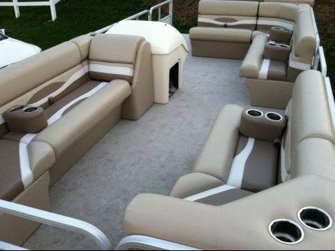 Pontoon boat seats memes for Pontoon boat interior designs