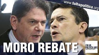 Irmão de Ciro Gomes, Cid ameaça Sergio Moro com CPI, xinga de sensacionalista e recebe resposta