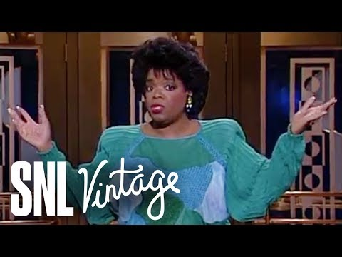 Monologue: Oprah Winfrey on the Oscars - SNL